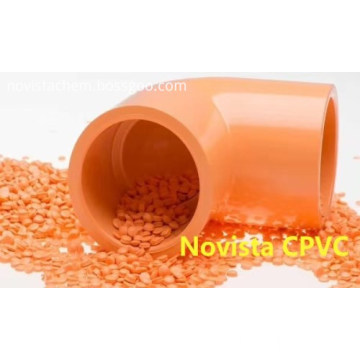 Topolymer CPVC compound for pipe