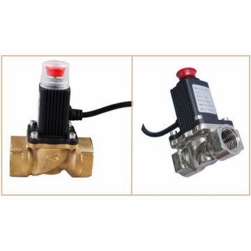 gas safety device 12v solenoid valve