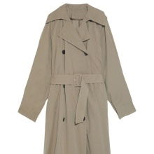 Hot Sale EmbroiderTrench Coats For Winter Women