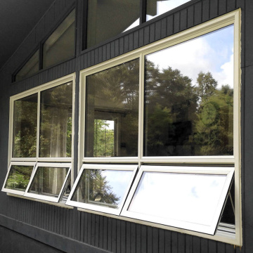 aluminum windows replacement push out awning windowfactory sale