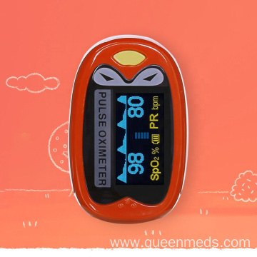Lovely pulse oximeter for children
