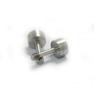 Copper Silver Color M2 Pillars Lock Screw