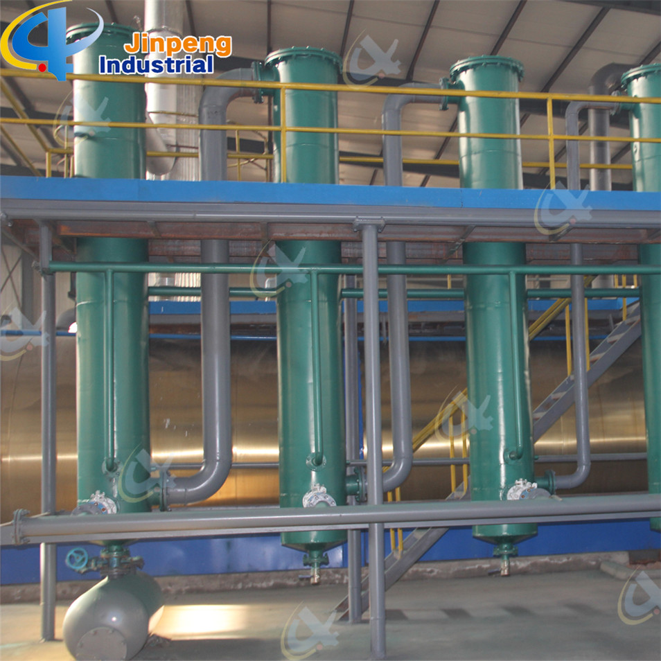 Waste Crude Oil Purifier Machine