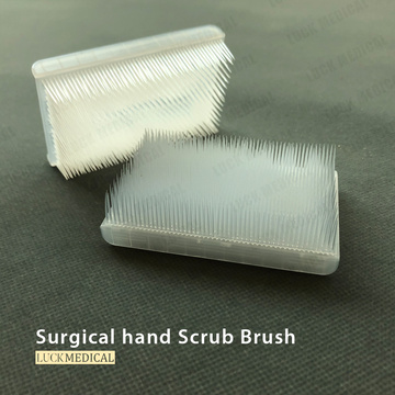 Soft Hand Scrub Brush With Handle