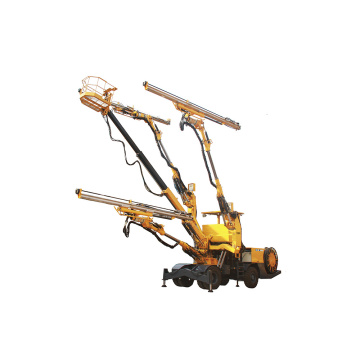 Three-boom Hydraulic Rock Drill Jumbo Machine