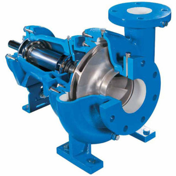 Electric Stainless Steel Theory Paper Pulp Pump