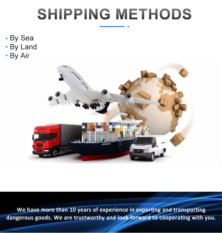 InnoColor Shipping Methods