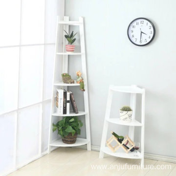 5-Tier Corner Ladder Garden Shelf