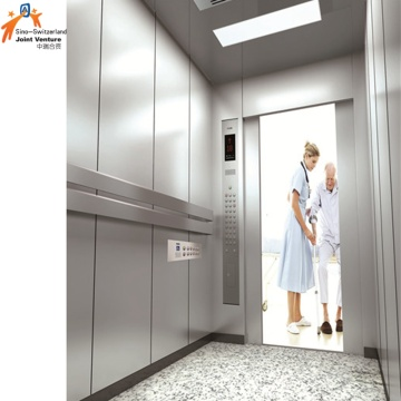 Hospital Passenger Elevator For Bed
