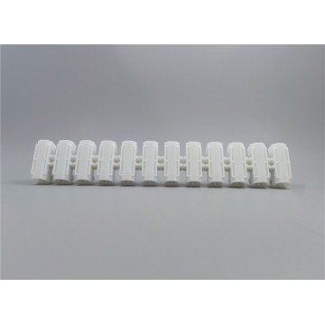 terminal strip made of polypropylene