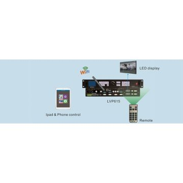 VDWall lvp615 led Video Display Processor