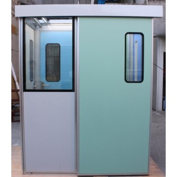 Quick action high quality hospital sliding door