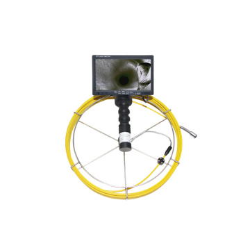 Deep Well Downhole Rotating Inspection Camera