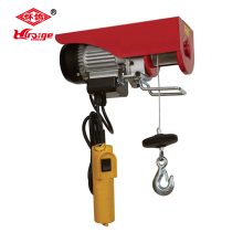 PA 800 electric wire rope hoist 800kg
