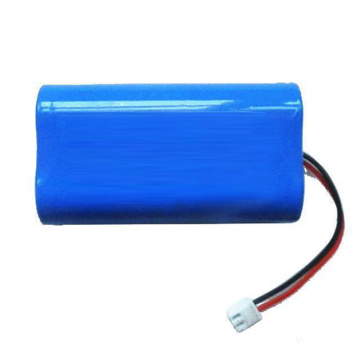 18650 2S1P 7.4V 3400mAh Li-Ion Battery Pack