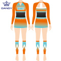 Mesh Sublimated Unge Cheerleading Uniformer