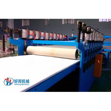PVC Co-extruded Colored Foam Sheet Plant