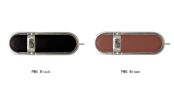 colorful leather usb stick
