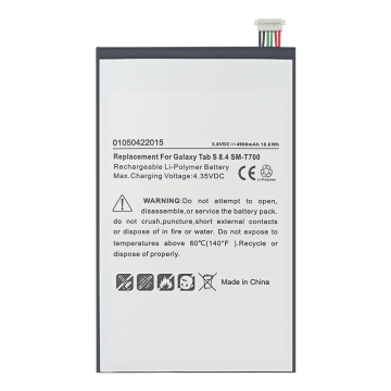 samsung Galaxy Tab S 8.4 T700 battery