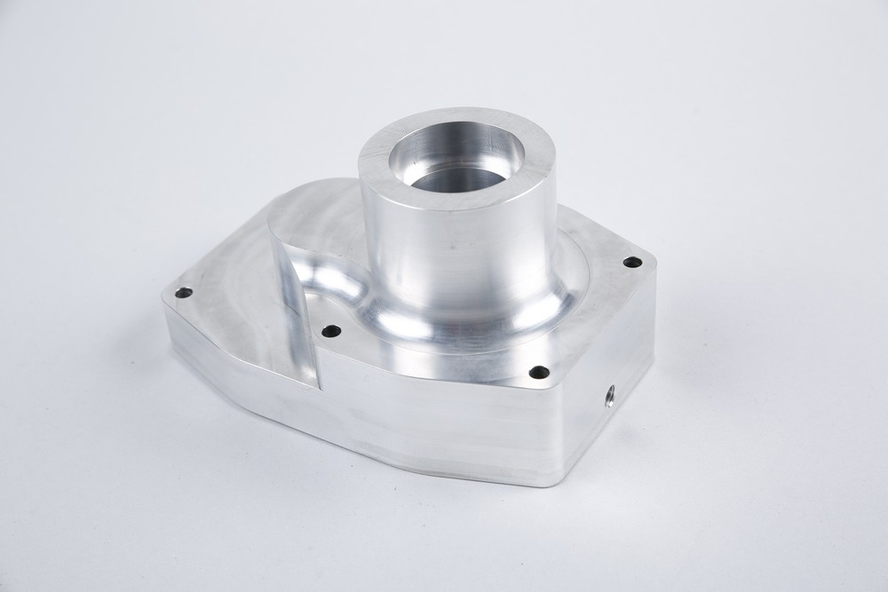 5 Axis CNC Machine Custom Metal Parts
