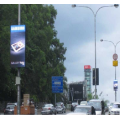 Outdoor P4.81 Light Pole LED Display