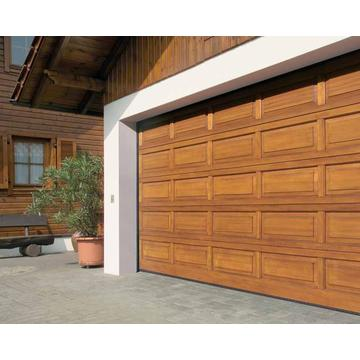 Aluminum Alloy Residential Sectional Automatic Garage Door