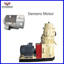 Easy to operate Flat Die Pellet Machine