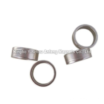 Customized Sintered NdFeB Ring Magnets