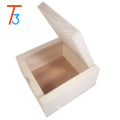 small jewelry box pure wood color handcrafted collectibles gift