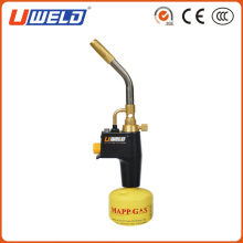 Mapp Gas Welding Torch with Adjustable Flame Tube