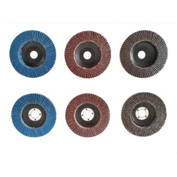 Flap Disc Wheels Grinding Sanding Discs For Metal Rust Removal Wood Polishing Cast Cleaning Abrasive Tools