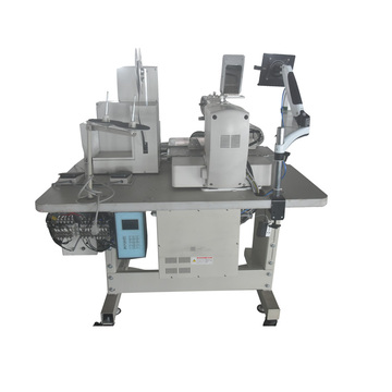 Industial auto pattern sewing machine