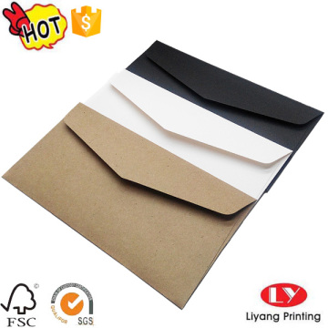 Custom printing high quality kraft paper bag envelope