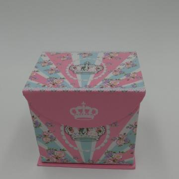 diy paper candy box