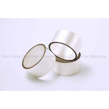 Piezoceramic Tube for Ultrasonic Transmitter 15KHz