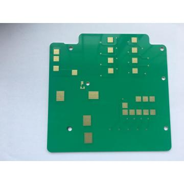 Doble laterals PCB d'alumini
