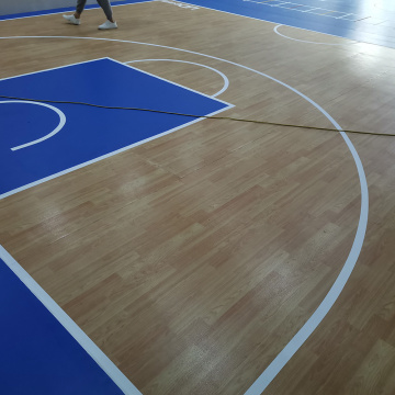 PVC rubber flooring for Fitness Centre