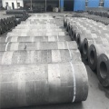 Arc Furnaces UHP450mm 500mm Graphite Electrodes with Nipples