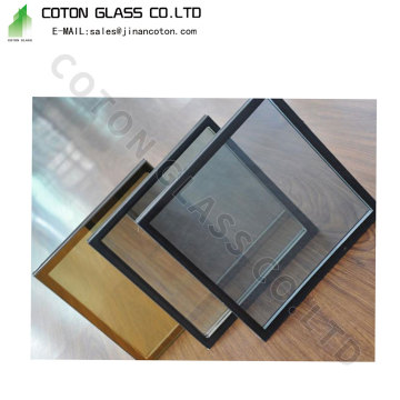 Laminated Insulated Glass Units