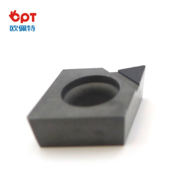 PCD carbide metal lathe tool inserts