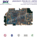 Ten layer third-order communication HDI PCB