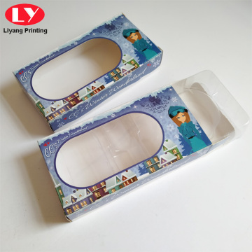 Custom Boxes Window Nail Polish Paper Box Packaging