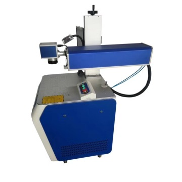 Fiber Laser Marking Machine Low Energy Consumption