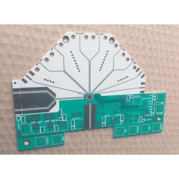 2 layer antenna RF PCB 433mhz