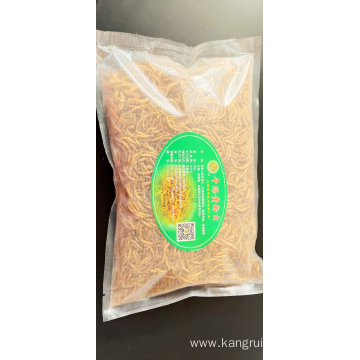 Rich-Protein Dried Mealworms for export