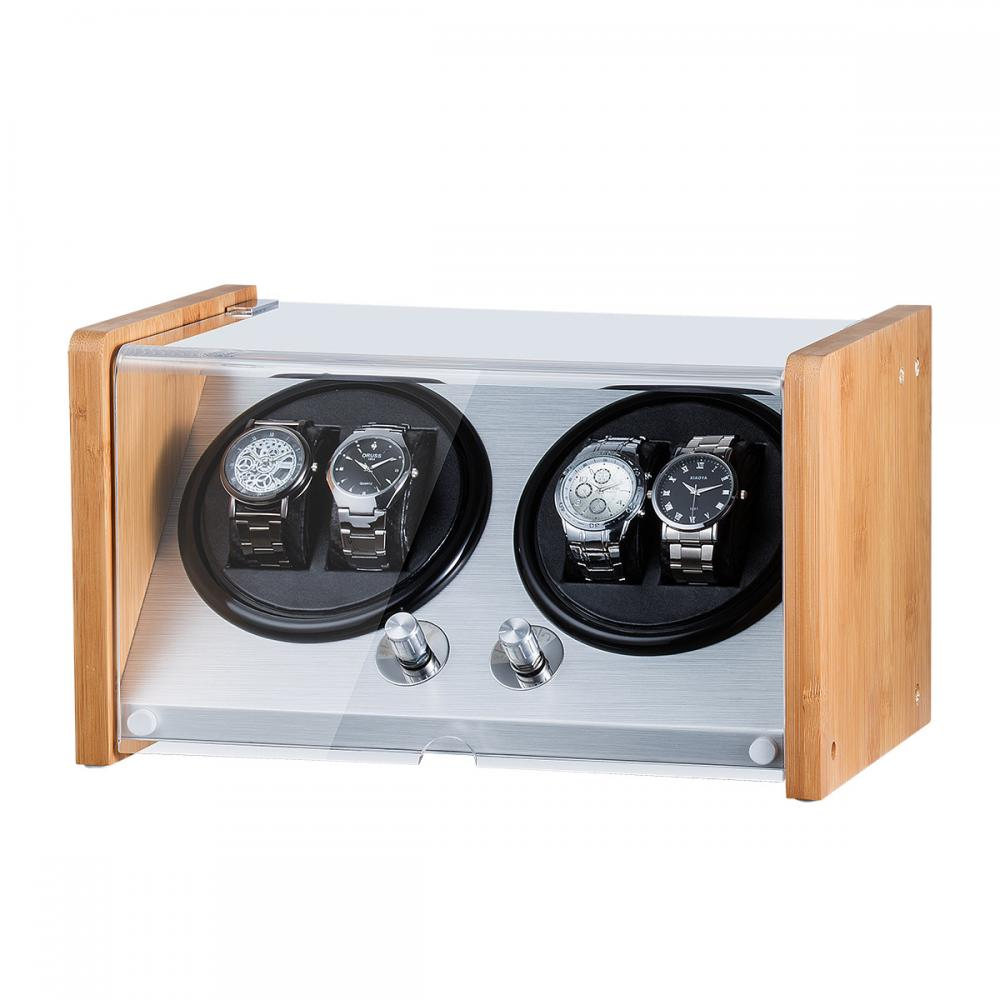 multifunctional watch winder case