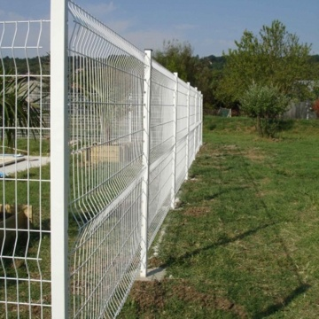 factory price cheap PVC Coated Wire Mesh Fence
