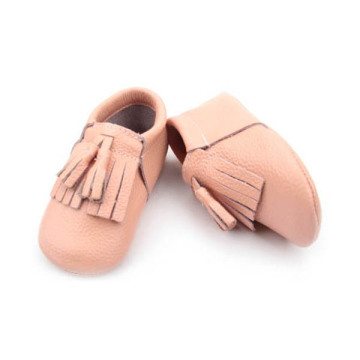 Mix Color Lovely Soft Moccasins Import Baby Shoes