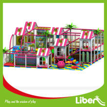 Baby's indoor amusement playground