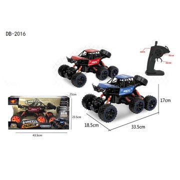 112 R/C 2.4G 6X6 alloy climbing car